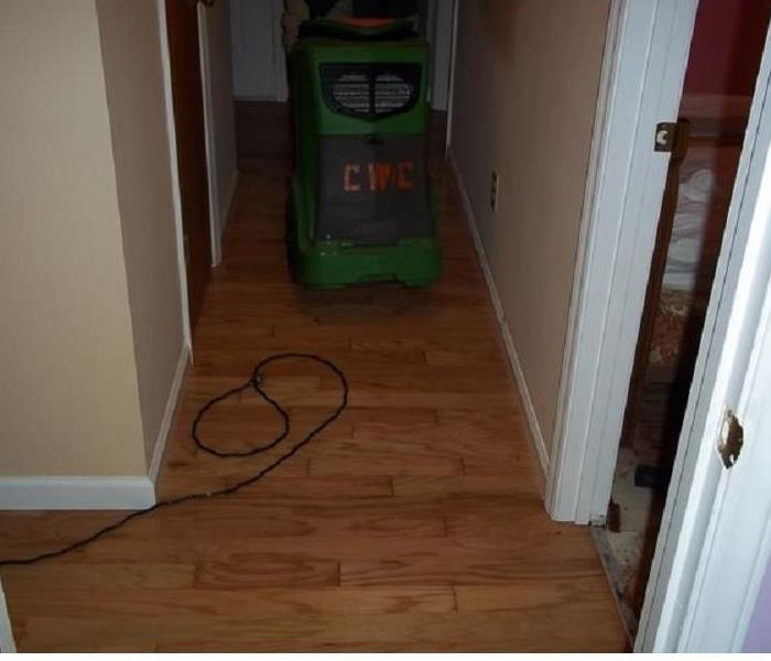 Water Damage in Lexington, Sc. After