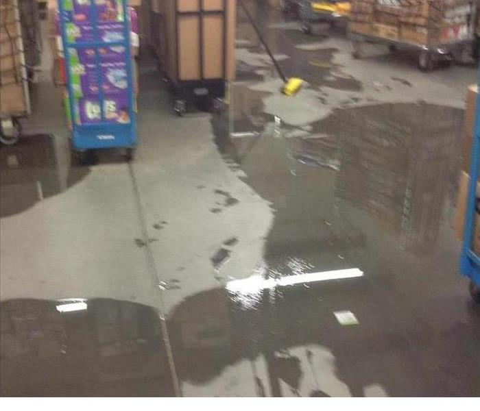 Commercial Water Damage in Cayce/ West Columbia