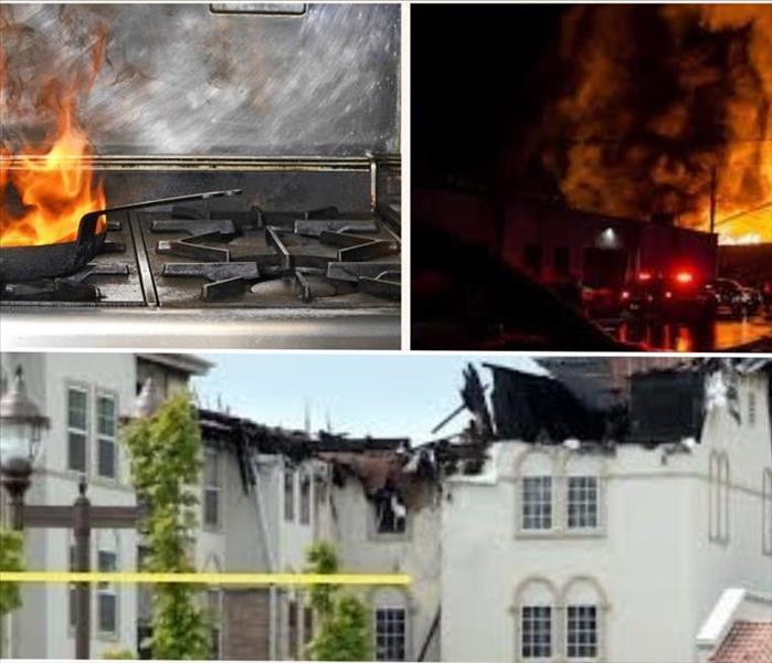 Fire Damage Fire Safety Tips