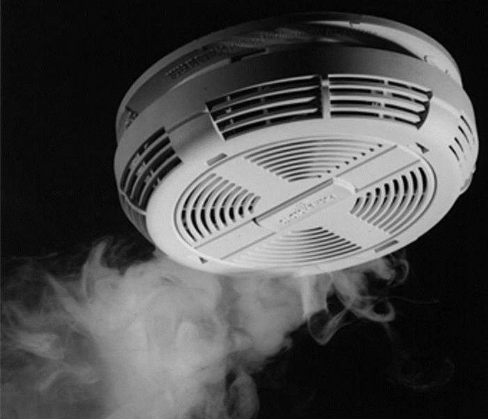 Fire Damage Smoke Alarms Save Lives!