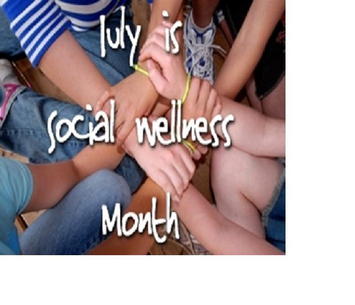 Community Social Wellness Month