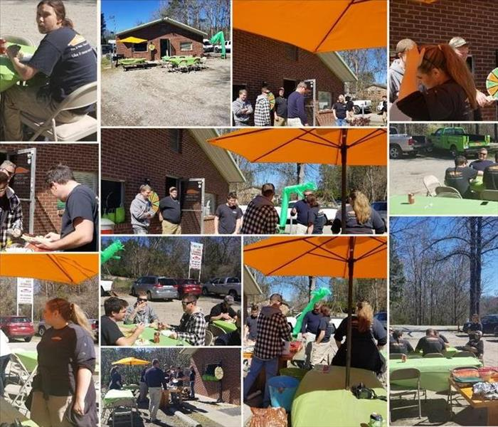 General  Employee Appreciation Cookout