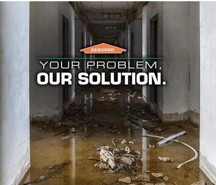 Commercial Commercial Water Damage in Cayce/ West Columbia