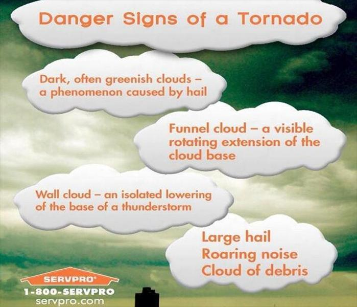 Storm Damage Danger Signs of a Tornado