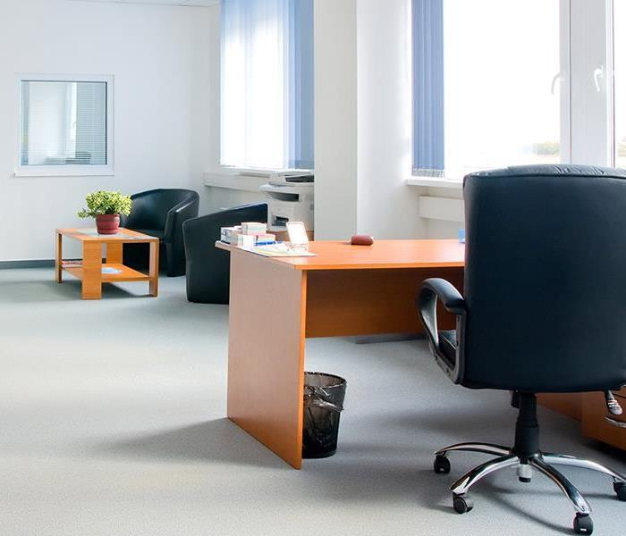 Commercial Water Damage in Your Work Place