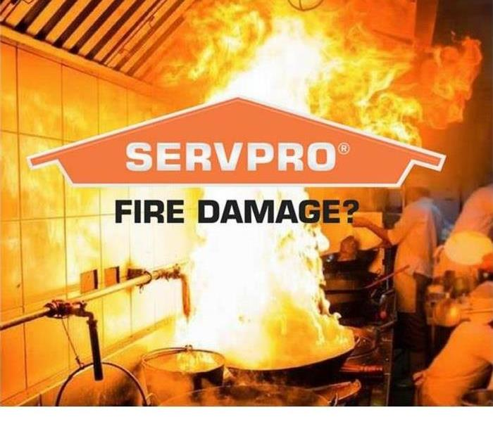 Commercial Restoring Your Commercial Fire Damage in Cayce/ West Columbia