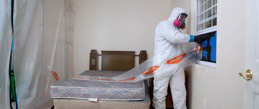 West Columbia, SC biohazard cleaning